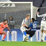 Copa Italia: Juventus el primer clasificado al empatar 0-0 con el Inter de Milán