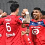 Ligue 1 de Francia: Lille mantiene la punta empatándole al Estraburgo (1-1)