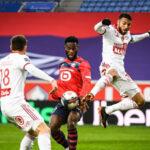 Ligue 1 de Francia: Lille pone en peligro liderato al empatar 0-0 con el Brest