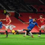 Premier League: Everton en tiempo añadido empata 3-3 al Manchester United