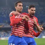 Liga Europa: Granada a octavos de final tras caer 1-2 ante Napóles (VIDEO)