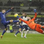 Premier League: Chelsea derrota por por 1-0 al Tottenham de Maurinho