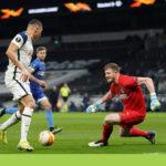 Europa Ligue: Tottenham certifica su pase a octavos goleando 4-0 al Wolfsberge
