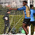 Champions: Atalanta ultima preparación para duelo con el Real Madrid (VIDEO)