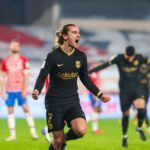 Copa del Rey: Barcelona clasifica con sobresaltos frente al Granada (5-3)