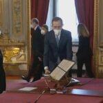Economista Mario Draghi jura como nuevo primer ministro de Italia