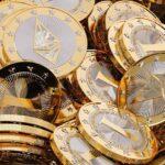 Criptomoneda ether marca nuevo máximo histórico y el bitcoin baja