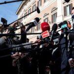 Italia: M5S con Grillo a la cabeza disponible para un gobierno con Draghi