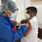 Covid-19: Más de 250.000 trabajadores de salud fueron vacunados