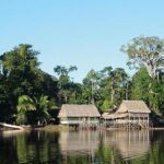 Instalan internet satelital para proteger gran reserva de Amazonía peruana