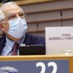 Grupo de 81 eurodiputados pide el cese de Borrell por su viaje a Rusia