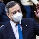 Draghi obtiene confianza del Senado, primer trámite para su investidura en Italia