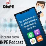 Elecciones 2021: ONPE abre cuentas en Spotify, Google y Apple Podcasts