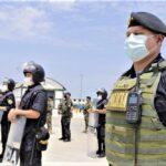 Mil policías custodiarán traslado de vacunas contra el coronavirus