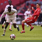 Bundesliga: Bayern golea al Stuttgart (4-0) con triplete de Lewandowski