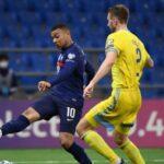 Qatar 2022: Dembele despierta a Francia que vence a Kazajistán 2-0