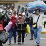 """Perú multiplicó sus """"miniempresarios"""" en el año de la pandemia"""