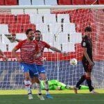 LaLiga: Un sólido Granada acaba con la racha del Real Sociedad 1-0