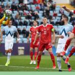 Catar 2022: Rusia vence por 2-1 a Eslovenia en el Grupo H clasificatorio