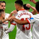LaLiga: Sevilla recobra la sonrisa tras vencer en el derbi al Betis 1-0