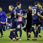 Europa Ligue: Dinamo Zagreb golea y elimina en la prórroga al Tottenham