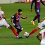 Copa del Rey: Barcelona enfrenta hoy al Sevilla en el Camp Nou por semifinales