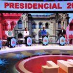 Elecciones: Seis candidatos participaron del debate electoral (VIDEOS)