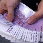 El euro cae tras la subida de la rentabilidad de los bonos del Tesoro de EEUU