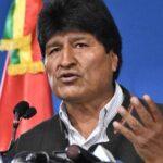 Bolivia: Evo Morales dice que esclarecer el golpe es defender la democracia