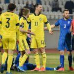 Qatar 2022: Suecia refuerza su liderato con victoria sobre Kosovo 3-0