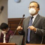 Congreso: Amplían plazo de comisión que investiga vacunación irregular