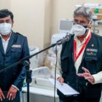 """Sagasti sobre vacunas contra el covid: """"Seguimos negociando"""""""