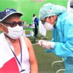Padrón del tercer grupo de adultos mayores que serán vacunados