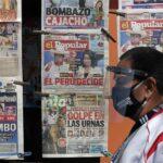 Elecciones 2021: Keiko Fujimori disputaría segunda vuelta con Pedro Castillo