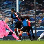 Premier League: Everton en casa sólo empata 1-1 frente al Cristal Palace