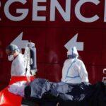 Francia registra más de 50.000 positivos por coronavirus en 24 horas