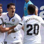 LaLiga: Getafe consigue balón de oxígeno a costa del Huesca derrotándolo 2-0