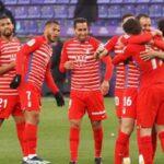 LaLiga: Granada apela al espíritu de lucha para vencer al Real Valladolid 2-1