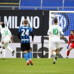 Serie A italiana: Inter de Milán fortalece su liderazgo ante el Sassuolo (2-1)