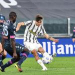 Serie A italiana: Juventus vence 2-1 al Nápoles y se ubica en el tercer lugar