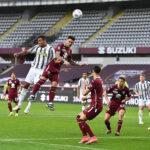 Serie A de Italia: Juventus prolonga su declive al empatar 2 a 2 con Torino
