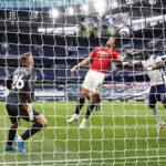 Premier League: Manchester United remonta y vence 3-1 al Tottenham