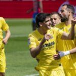 """LaLiga: Villarreal vence al Granada con """"hat-trick"""" de Gerard Moreno"""