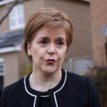 Líder escocesa pide destapar la presunta corrupción en el gobierno británico