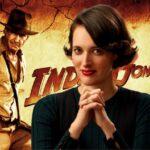 """""""Indiana Jones"""": Phoebe Waller-Bridge y Harrison Ford en quinta entrega de la zaga"""