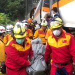 50 Fallecidos y decenas de heridos tras accidente ferroviario en Taiwán