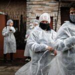 Argentina registra récord diario con 27.001 casos de coronavirus