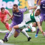 LaLiga: Elche y Betis se consuelan con empatar 1-1