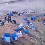 Chorrillos: Desalojan a las personas que ocupaban en Morro Solar (VIDEO)