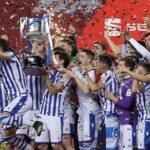 Copa del Rey: Real Sociedad logra tercer trofeo tras 34 años al vencer al Athletic